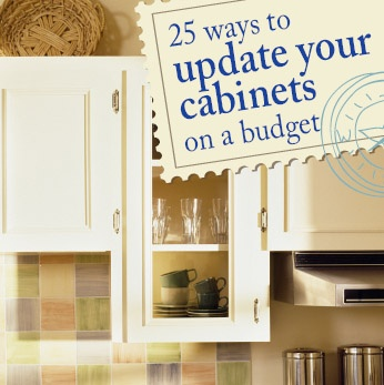 137 best images about diy kitchen cabinets on pinterest for Kitchen upgrades on a budget