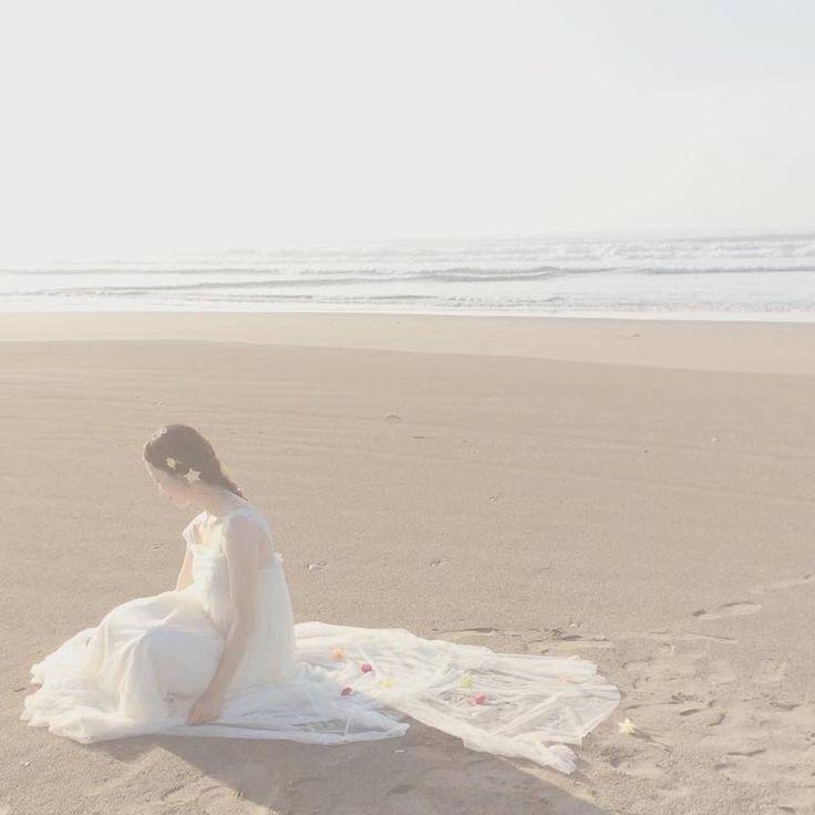 """可憐で優しい雰囲気♡""""Maison SUZU""""のウェディングドレスに一目惚れ♩にて紹介している画像"""