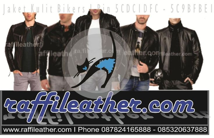 "Jaket Kulit Bikers/Motor  ""Katalog/Price List model Jaket Kulit BikersPria Terbaru -> http://goo.gl/gsTKwm #jaketkulit"""