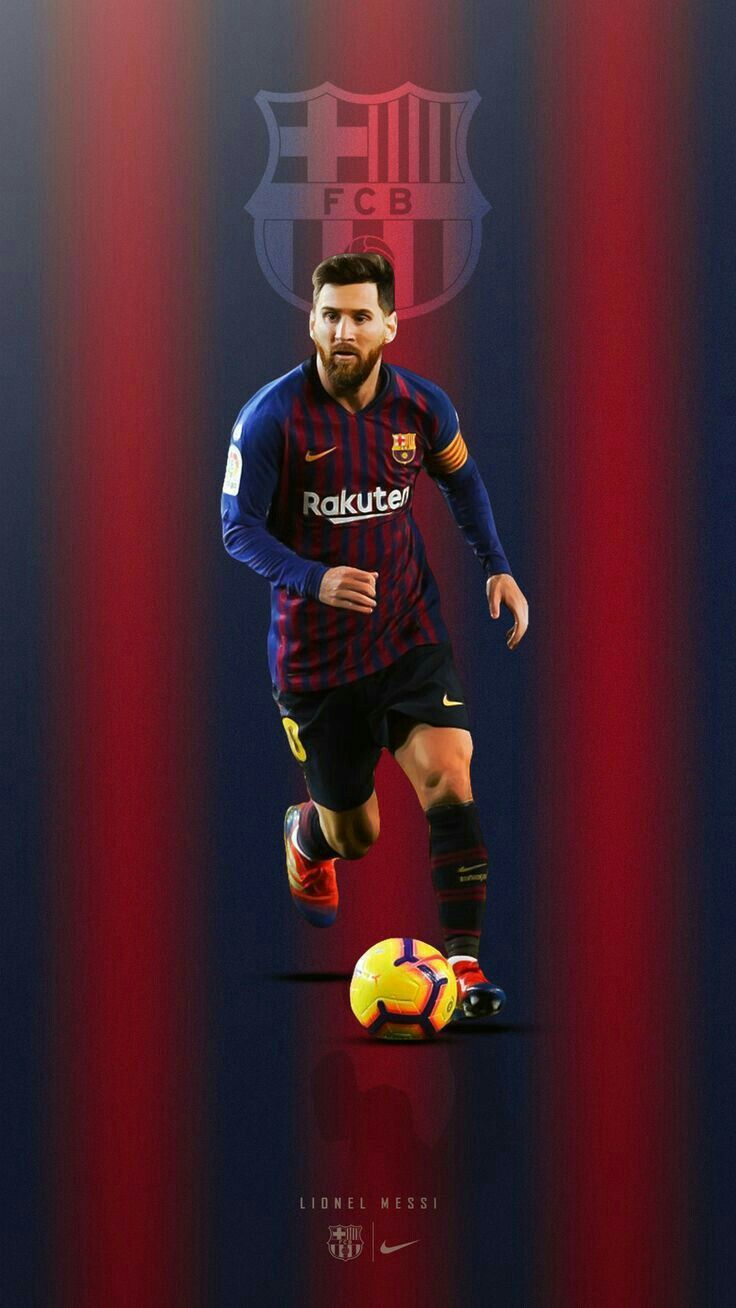 Wallpaper Messi Pemain Sepak Bola Gambar Sepak Bola Sepak Bola
