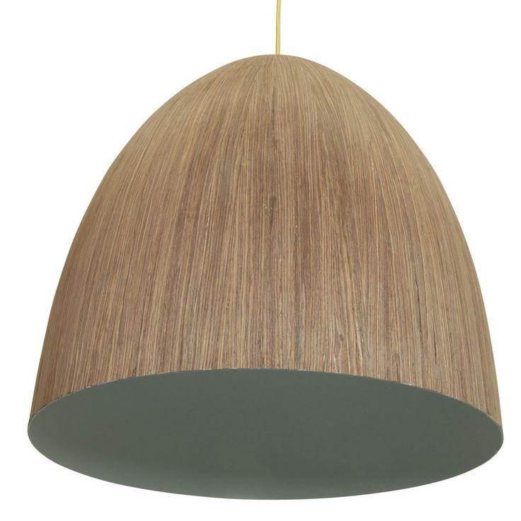 Cacia+Pendant+Wood+Veneer+Metal+50cm+She+Lights
