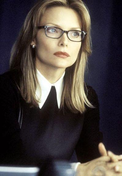 Celebrity Who Looks Best in Glasses Michelle Pfeiffer