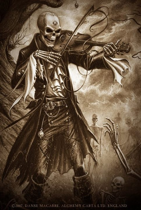 Danse Macabre ~ Alchemy Gothic