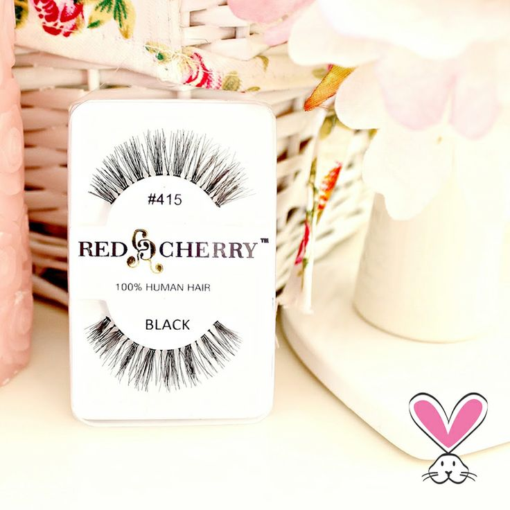 #RedCherry 415 . Ciglia finte #CrueltyFree http://www.vanitylovers.com/redcherry-eyelashes-415-ivy.html?utm_source=pinterest.comutm_medium=postutm_content=vanity-lovers-red-cherry-415utm_campaign=pin-vanity
