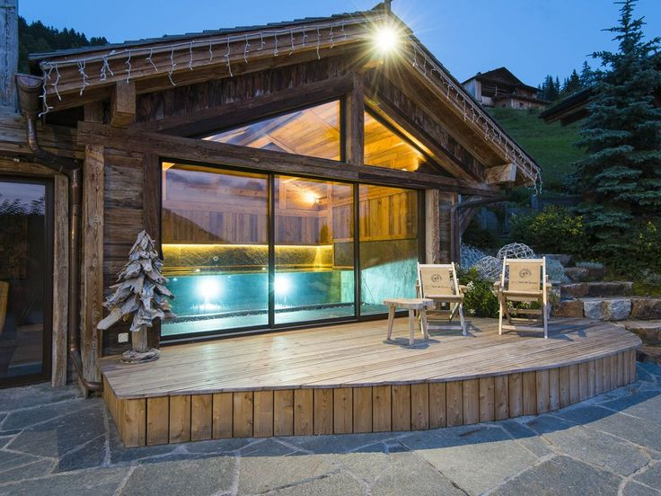 13 best voyage images on Pinterest Places to travel, Circuit and - location chalet avec piscine interieure