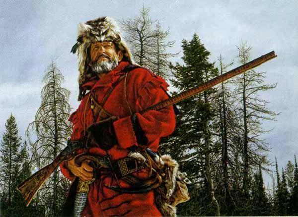 Alaskan Mountain Man | El Toño luciendo su ropa para acampar...