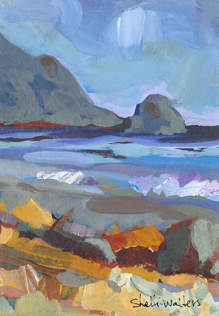 Oregon Coast Original Painting