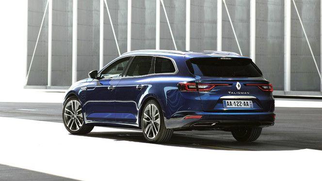 #Renault Talisman Estate
