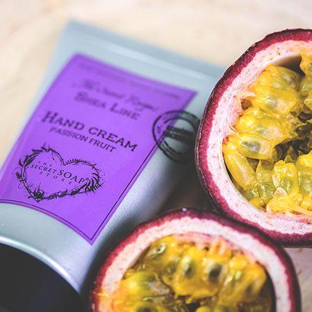 Krem do rąk Passiflora Shea Line <3 http://secret-soap.com/shea-line-77