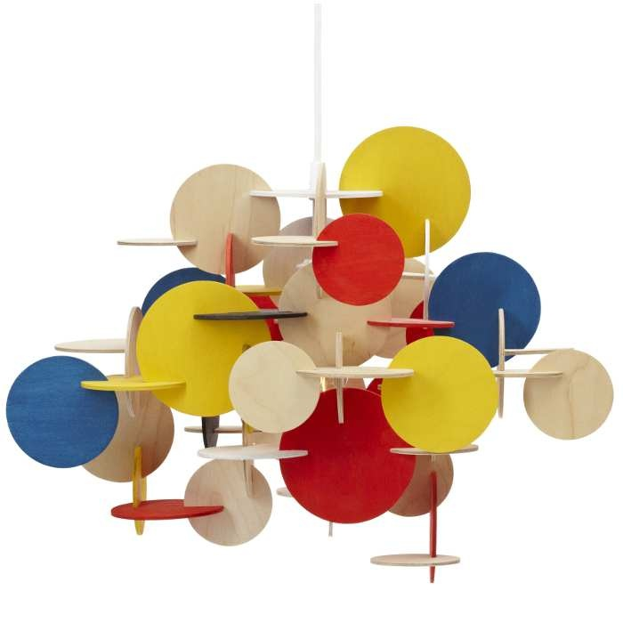 Bau Pendel stor 54x57 cm, Normann Copenhagen