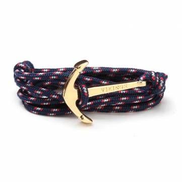 Seulement €1.40 ,acheter La corde de parapluie de multicouche allie le bracelet d'ancrage d'or réglable sur Banggood.comAcheter fashion Bracelets Multibrins en ligne.