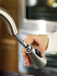 Connecting a Portable Dishwasher to a Pull-Down Faucet Hose   a boy and the internet