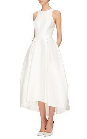 Monique Lhuillier Bridal Look 10 on Moda Operandi