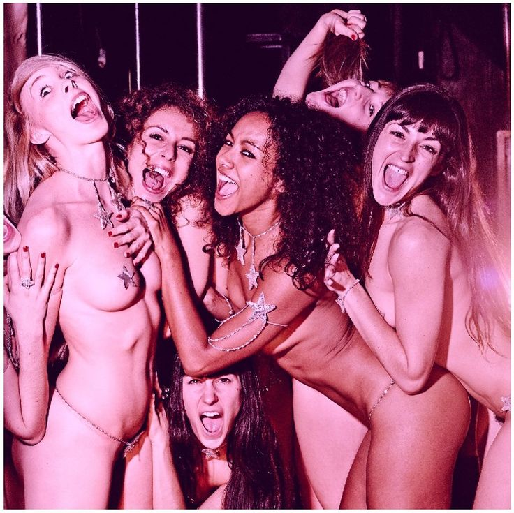 Showgirls of paris naked