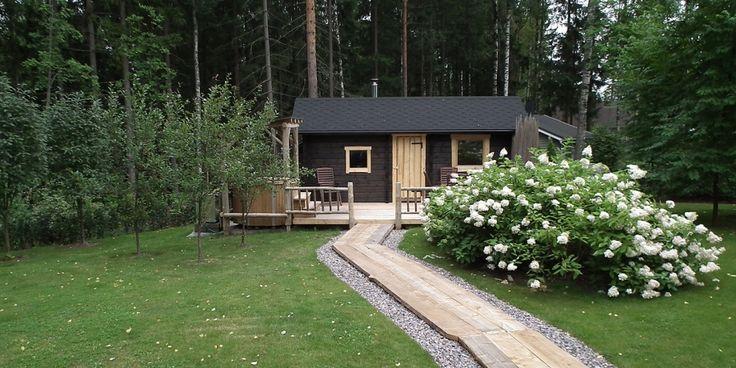 Salvos Saunatupa 2 | Salvos | Pihasaunat | Pientalojapiha.fi - jotta asuminen olisi mukavampaa. | Tuotehaku