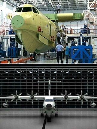 Monstrualny samolot-amfibia powstaje w Chinach. Na potrzeby wojska. http://www.tvn24.pl/wiadomosci-ze-swiata,2/samolot-amfibia-powstaje-w-chinach,562679.html