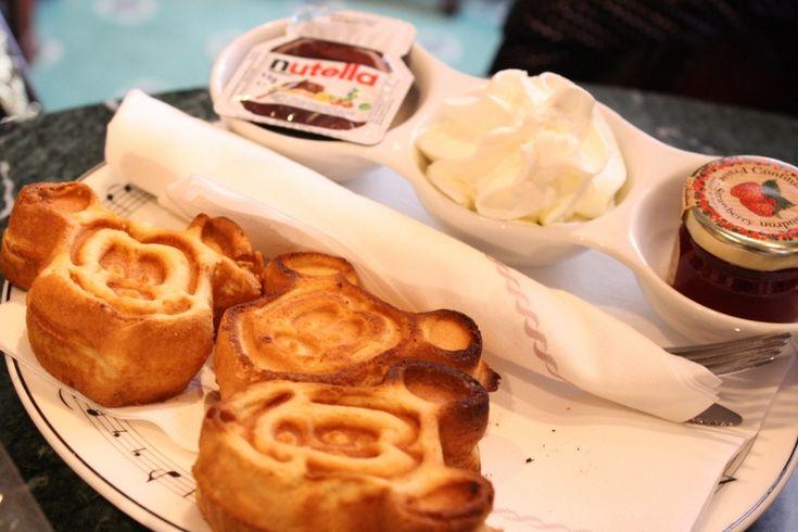Café Fantasia, Disneyland Paris –                                                                                                                                                                                 More