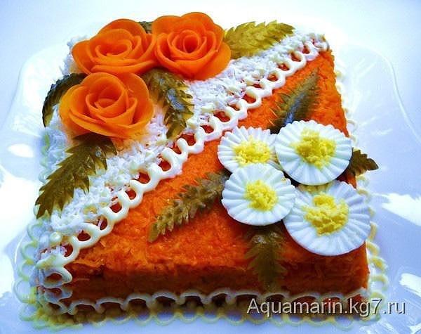 Sandwich Cake Idea
