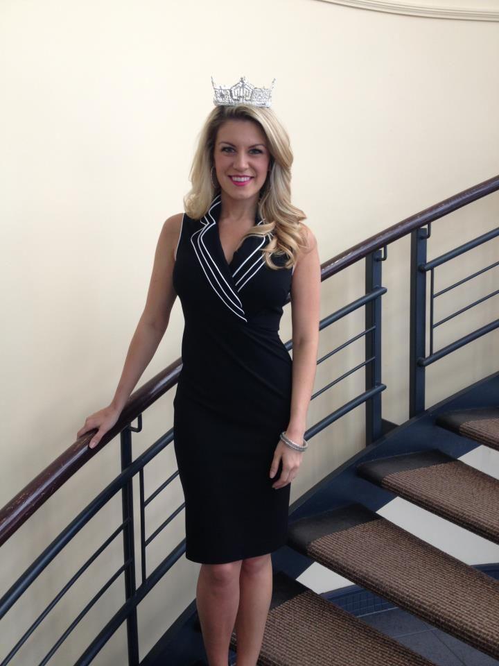 Joseph Ribkoff Dress Style # 30456 as seen on Miss America ...