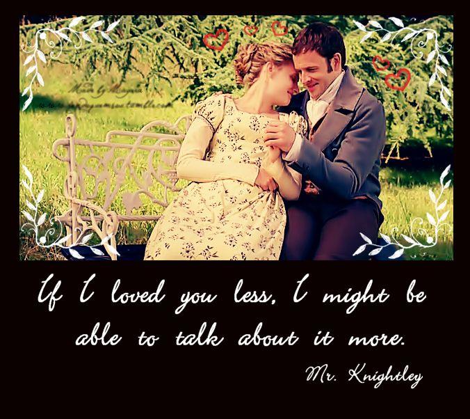 emma and mr knightley relationship