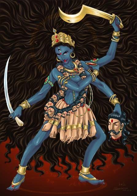 !!! Jai Maa Kali !!!