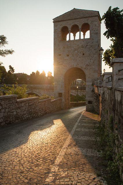 Ascoli Piceno, Marche, Italy