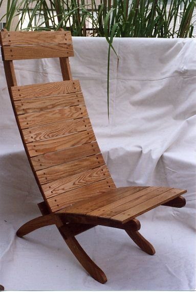 Wood Camp Chair Plans ~ Scissor camp chair plans woodworking projects