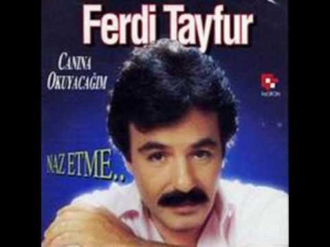 Ferdi Tayfur - Elveda Gençliğim - YouTube