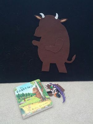 Building The Gruffalo | And Next Comes L
