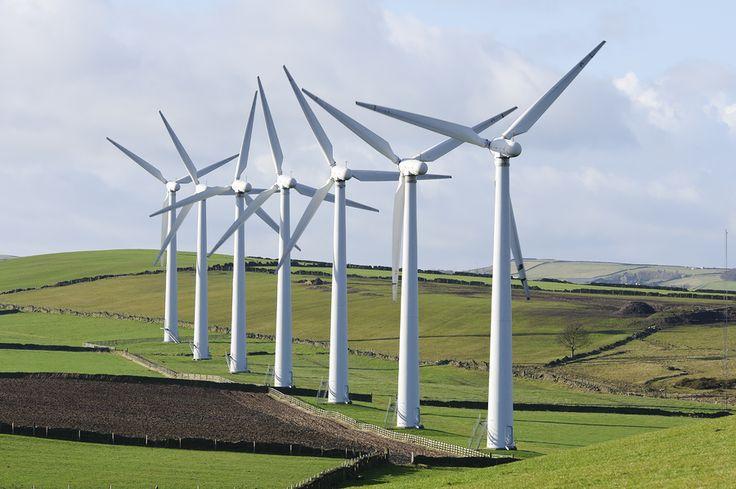 UK lagging behind renewable energy targets ♻CW