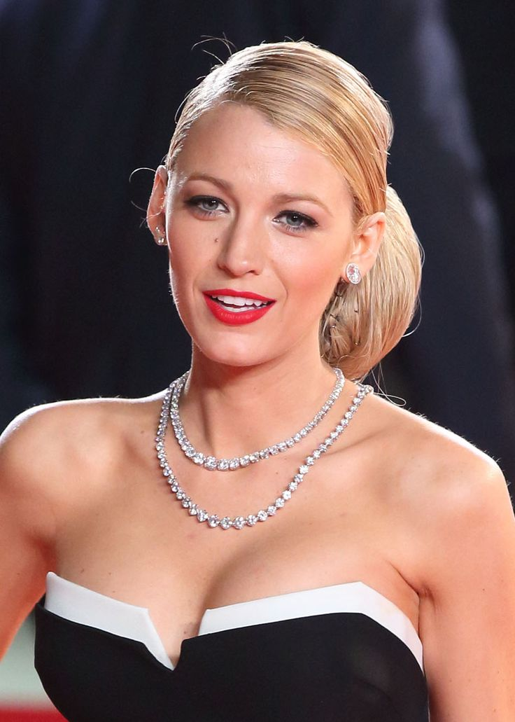Blake Lively's Beauty Routine