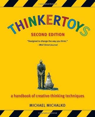In hindsight, every great idea seems obvious. But how can you be the person who comes up with those ideas? In this revised and expanded edition of his groundbreaking Thinkertoys, creativity expert Michael Michalko reveals life-changing tools that will help you think like a genius. From the linear to the intuitive, this comprehensive handbook details ingenious creative-thinking techniques for approaching problems in unconventional ways.