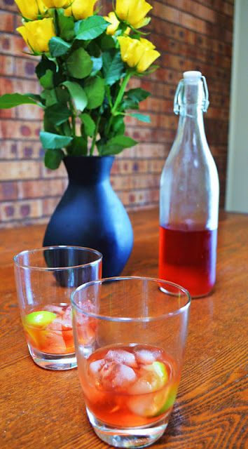 Gormandize: Celebrating Spring with Strawberry Lime Infused Vo…