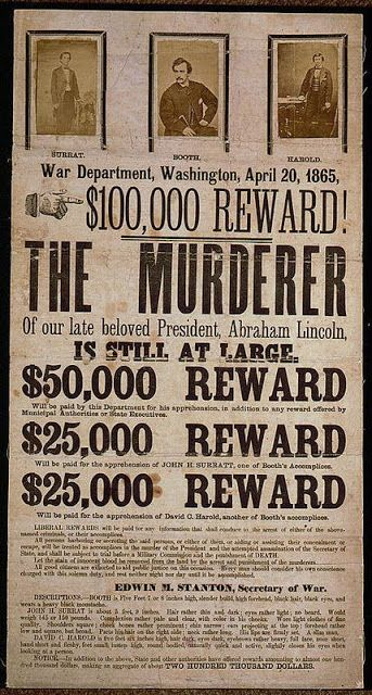 Abraham Lincoln Assassination   WHO'S BEHIND ABRAHAM LINCOLN'S ASSASSINATION?