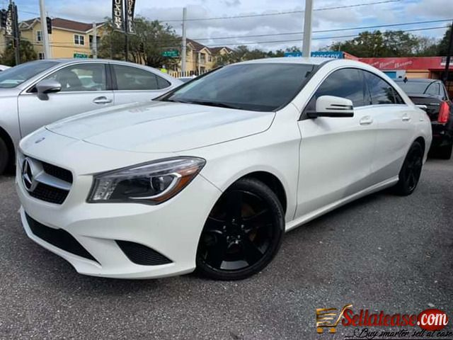 Cars A Tokunbo 2015 Mercedes Benz Cla 250 4matic For Sale In