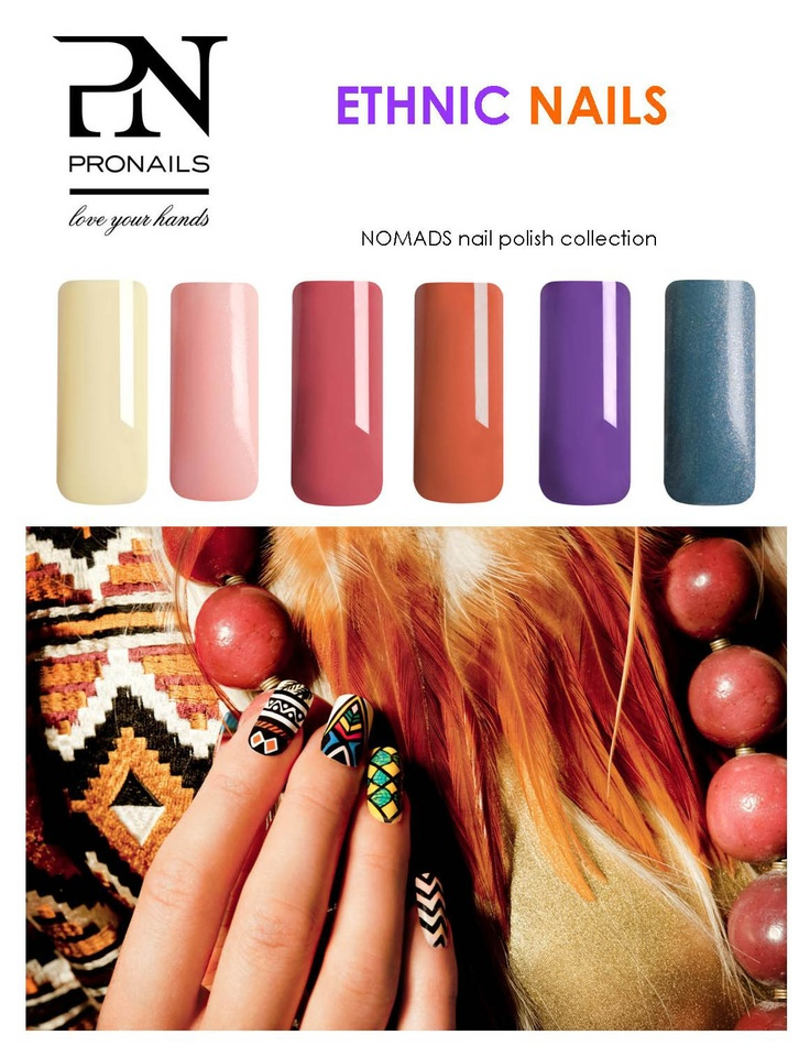 ProNails Ethnic Nails