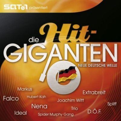 Cover  - Die Hit-Giganten - Neue Deutsche Welle