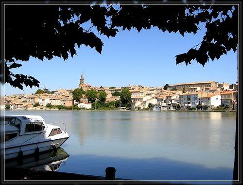 Castelnaudary, Aude, Languedoc-Roussillon , S. France