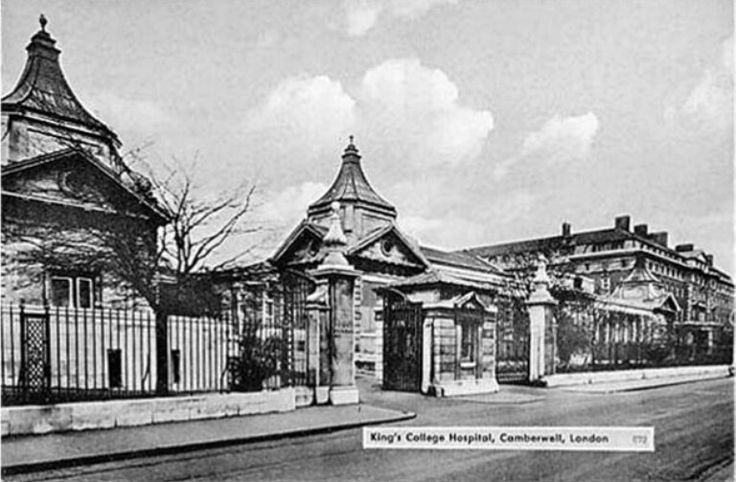 Kings College Hospital, Camberwell