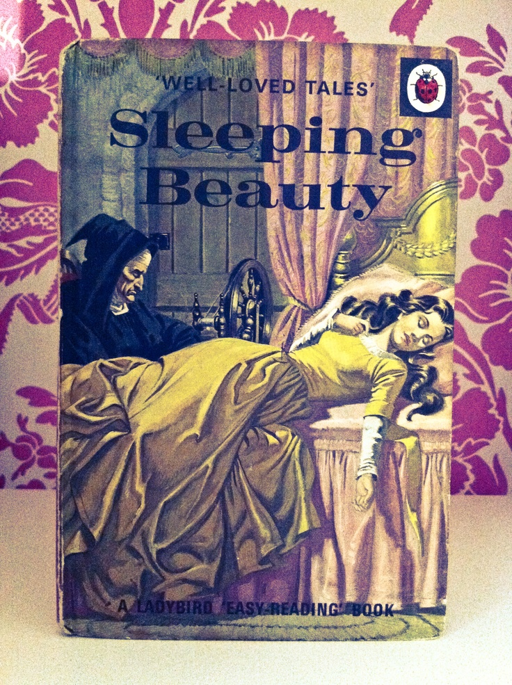 #Sleeping Beauty #Ladybird Books