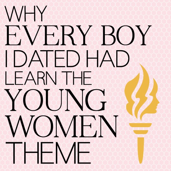 I love this story. Will have to do with my girls! I think all young women should ponder this. It might weed out the people we never should have dated.