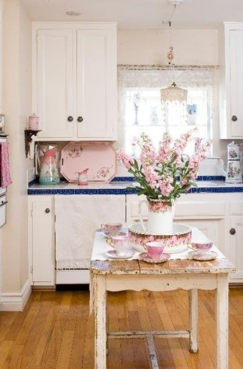 Shabby Chic Kitchen Design Set 2295 Best Shabby Chic Meimages On Pinterest  House .