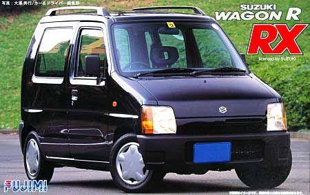 スズキ ワゴンR RX (1993年) フジミ 1/24 インチアップシリーズ 014 プラモデル
