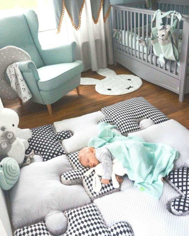 Kinderzimmer In Grauer Farbe Spielzeug Kinder Baby Fa
