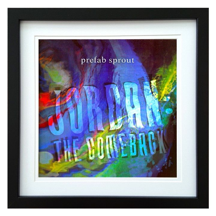 Prefab Sprout | Jordan: The Comeback Album | ArtRockStore