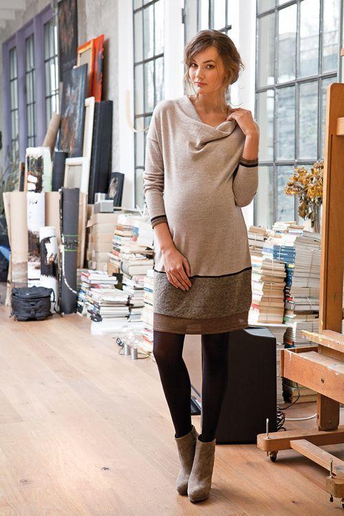 Stylische Schwangerschafts-Outfits für den Herbst 27 – Maternity fashion