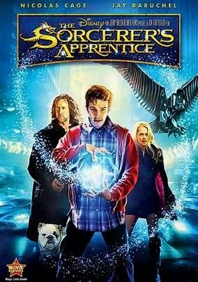 The Sorcerer's Apprentice. The boys loved this one.