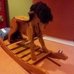 Ronald McDonald House-Small Rocking Horse