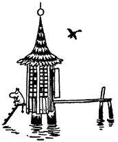 moomin swim house