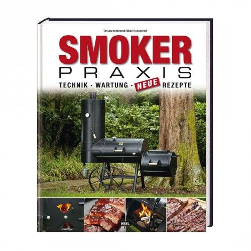 "Heel Grillbuch ""Smoker Praxis"""